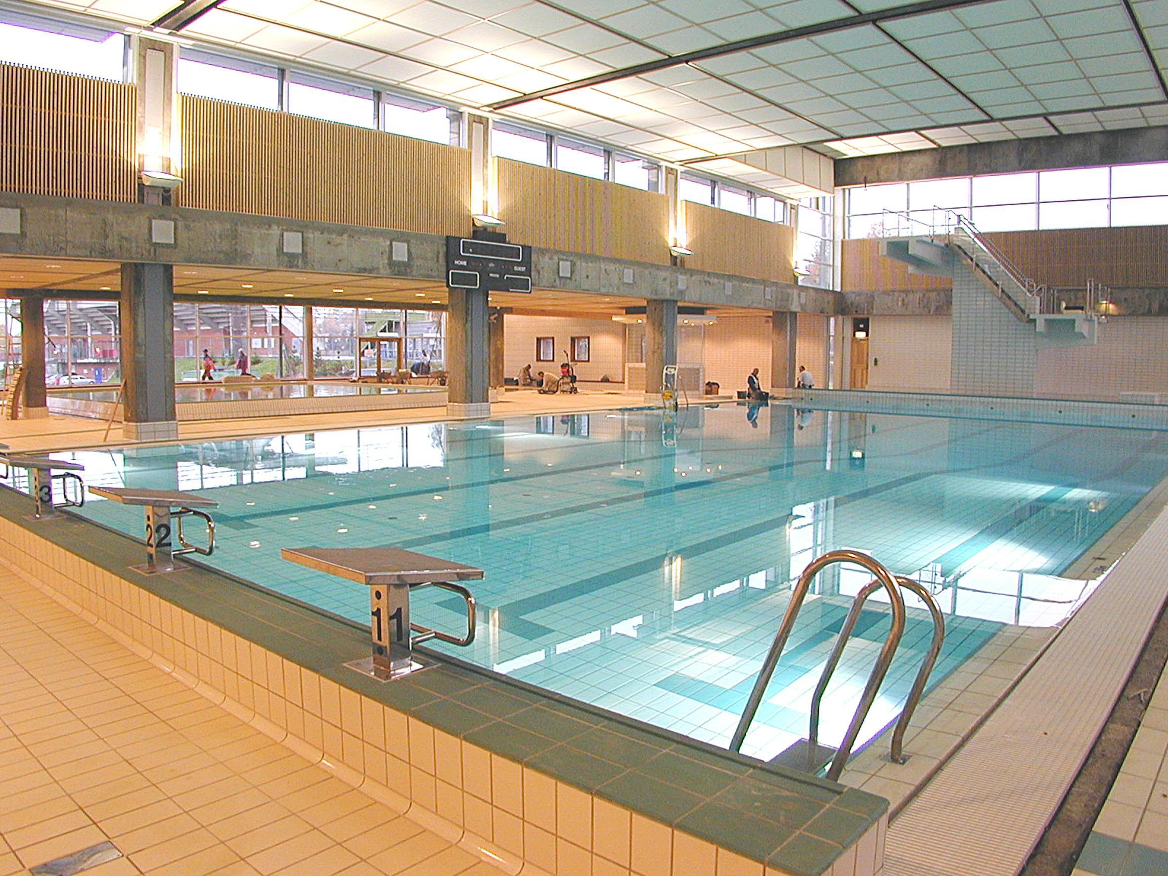 nadderudhallen svømming